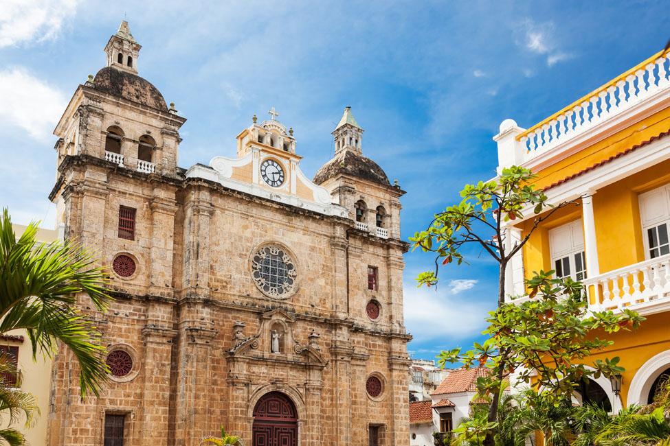 Cartagena Old City Walking Tour