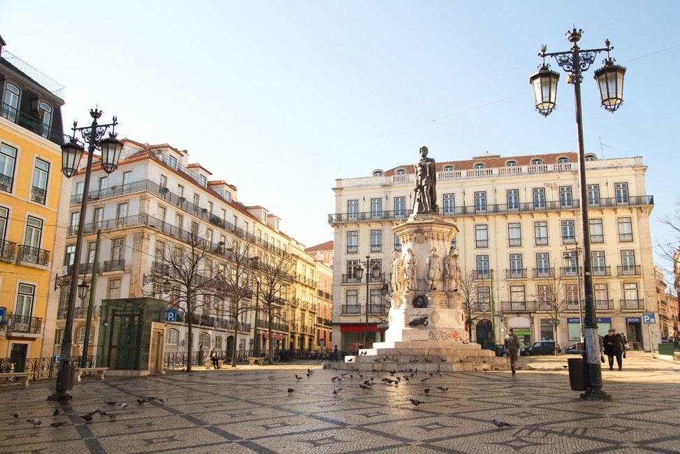 Legends Of Lisbon In Barrio Alto