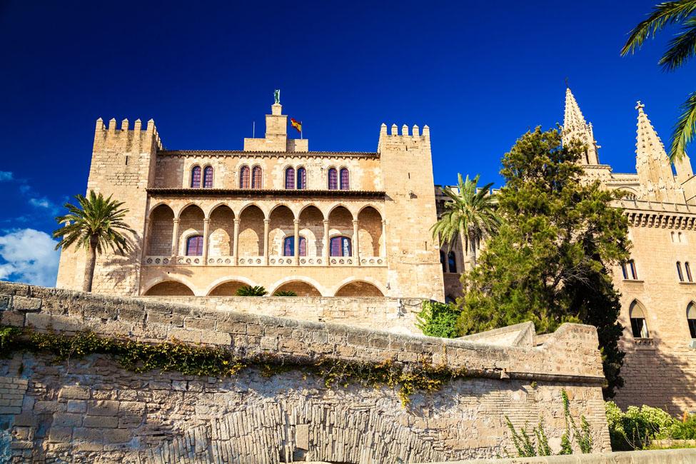 El Reino De Mallorca