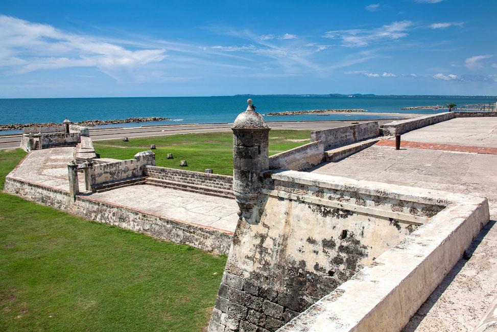 Las Murallas De Cartagena Parte II