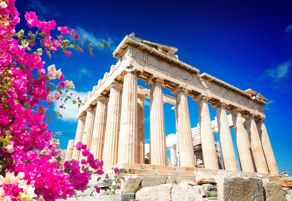 La Acropolis Mitológica