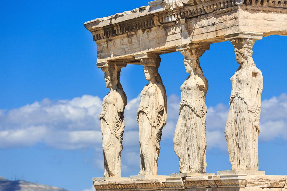 The Mythological Acropolis