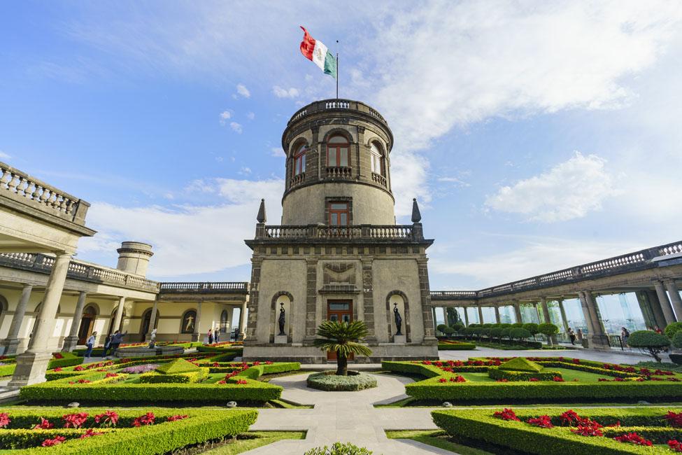 El Castillo De Chapultepec Y El Segundo Imperio Mexicano
