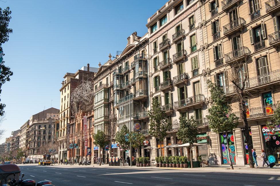 The Surreal Barcelona Of Dali
