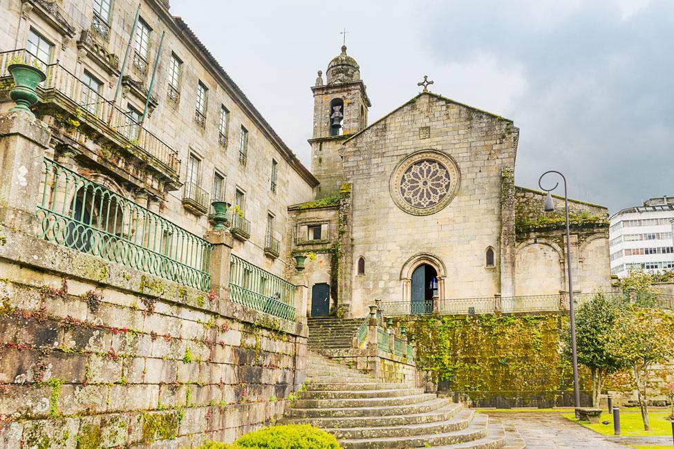 Squares Of Pontevedra